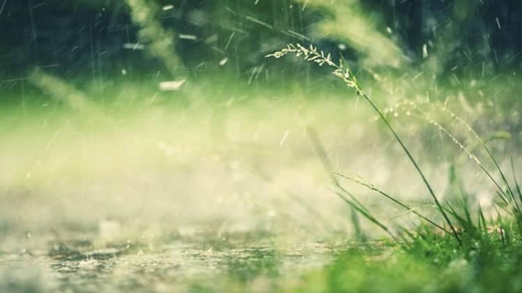 lüften bei regen