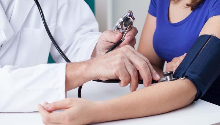 Der Zusammenhang zwischen niedrigem Blutdruck und hohem..