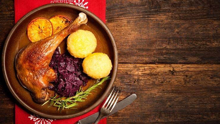 Weihnachtsessen Kalorienarm.Kaloriengehalt Typischer Weihnachtsessen Gesuendernet Ratgeber