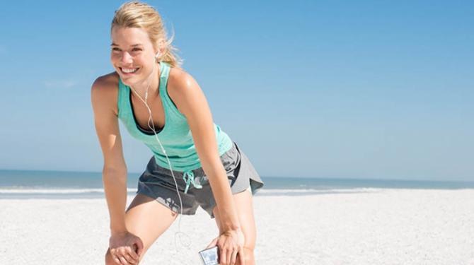 5 Tipps für Sport im Sommer