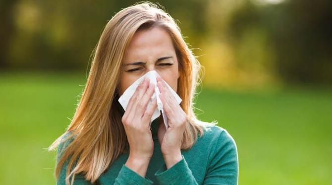 Allergieschub durch Sommergewitter?