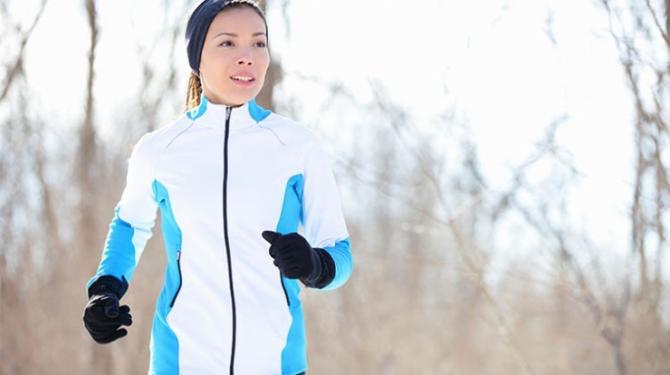 Tipps: Joggen bei Minusgraden