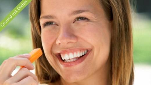 Vitamin A – besser sehen mit Karotten