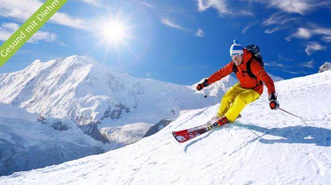 Herztod beim Skifahren