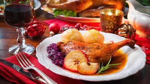 Weihnachtsessen ohne Verdauungsbeschwerden genießen