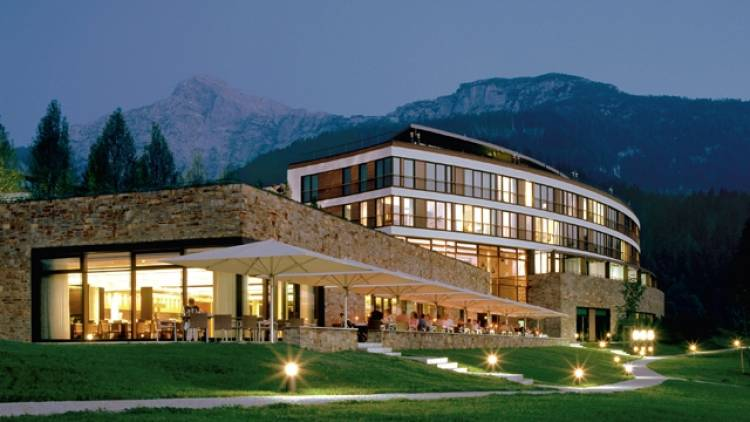 DER HOTELTEST - Intercontinental Berchtesgaden
